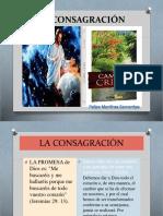 LA+CONSAGRACIÓN.PPT