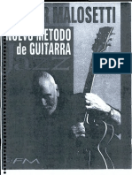 Walter Malosetti - Nuevo Método de Guitarra Jazz