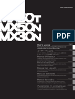 MX50T_MX50N_MX30N_manual_ver2.0_ENG_180717