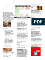 2019-20 beginning of the year newsletter pg1 - google docs