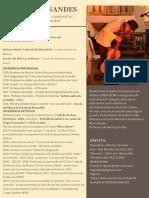 Currículo Tiago Fernandes