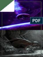 A Galaxia Perdida (3d&T)