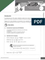 Cuadernillo Introdución a La Aritmética