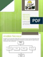 II - Clases de Estudio Técnico (1)