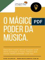 O Poder Da Música - Musicamente (Prévia)
