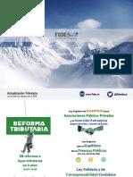 Actualización Tributaria Reformas para el 2016 Fidesburo Soluciones Tributarias.pdf