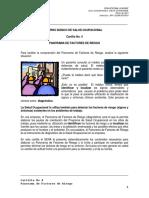 Cartilla Nº4 Panorama de Factores de Riesgo