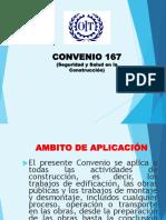 CONVENIO 167 OIT