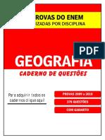 2. Caderno de Geografia