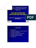 302 - RCC Dam Foundation Selection and Treatment PPT (1)