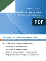 ACI254 01 Tema 1 Creacion Base de Datos 022010
