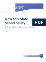 Nys School Safety Statewide Regional Review