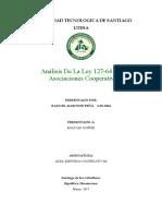 Analisis Ley 127