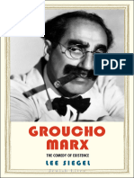 SIEGEL Groucho marx the comedy of existence.epub