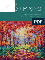 Beginning Color Mixing - Tips and Techniques for Mixing Vibrant Colors and Cohesive Palettes.epub