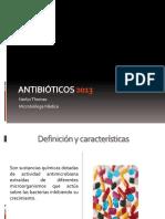 5- ANTIBIOTICOS 2016.pptx