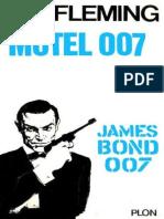 09 Motel 007 - James Bond - Ian Fleming