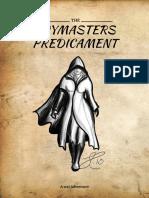 Spymasters Predicament
