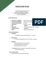 Curriculum Vitae (Luis Ramos) 1 (1)