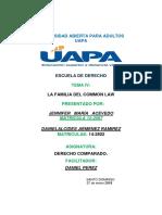 Aa Daniel Perez Tema IV ,Commun Law y Derecho de Los Estados Unidos.-aaaa 1