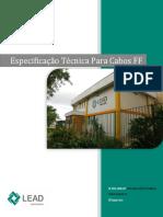 1- Rt02-006-08 - Especificação Técnica Para Cabos Ff