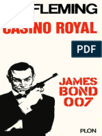 01 Casino Royal - James Bond - Ian Fleming