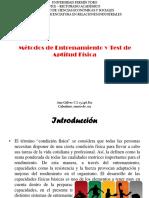 Métodos de EntrenamientoyTest de Aptitud Física