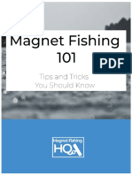 Magnet Fishing 101