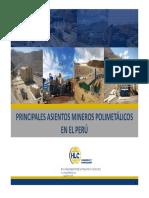 Principales Minas Polimetalicas