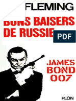 05 Bons Baisers de Russie - James Bond - Ian Fleming