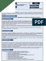 Maestria en Alta Gerencia en Tecnologías de Información y Las Comunicaciones Mag Tic