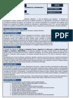 Maestria en Informatica Forense Seguridad de La Información y Auditoria Informática