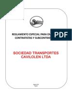 Reecs Soc. Transportes Cavilolen Ltda