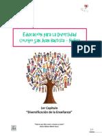 Educacion para la diversidad
