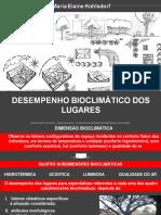 Dimensao Bioclimatica