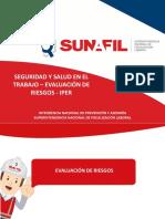 Evaluación de Riesgos IPER - 2019.pptx