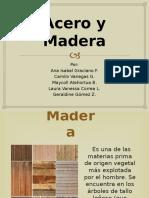 Acero y Madera.pptx