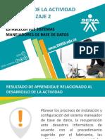 Sesión Julio 19 Especialización Tecnológica BD