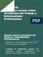 Accidentes Del Trabajo 2018