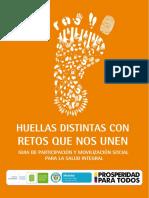 Huellas Distintas Retos Nos Unen Guia Participacion Movilizacion 2014
