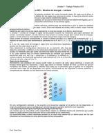 Unidad 1 Tp Nº3 – Niveles de Energía Electrónicos – Lectura