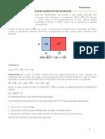 Factor Común de un polinomio.pdf