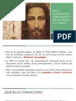 Jesus Convencido