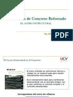 Clase 01 - El Acero Estructural
