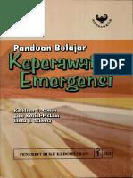 Panduan Belajar Keperawatan Emergenci'2008