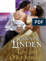 Caroline Linden - Serie Scandalous 01- Love and Other Scandalsa