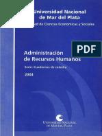 libro de Recursos H.