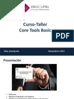 Curso Core Tools 2017