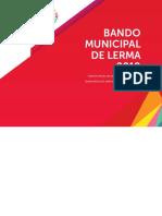Bando Municipal Lerma 2019