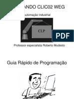4-UTILIZANDO CLIC02 WEG-BASICO.ppt